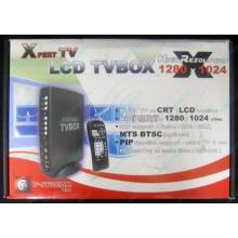 Внешний TV tuner KWorld V-Stream Xpert TV LCD TV BOX VS-TV1531R (Дубна)