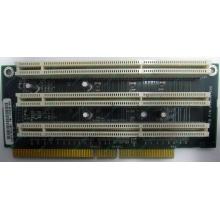 Переходник Riser card PCI-X/3xPCI-X (Дубна)