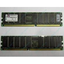 Серверная память 512Mb DDR ECC Registered Kingston KVR266X72RC25L/512 pc2100 266MHz 2.5V (Дубна).