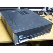 Лежачий четырехядерный системный блок Intel Core 2 Quad Q8400 (4x2.66GHz) /2Gb DDR3 /250Gb /ATX 300W Slim Desktop (Дубна)