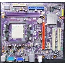 Материнская плата ECS GeForce6100SM-M V:1.0 Б/У (Дубна)