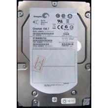 Жесткий диск 600Gb 15k Dell 9FN066-008 6G SAS ( Seagate Cheetach ST3600057SS 15K.7) - Дубна
