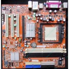 Материнская плата WinFast 6100K8MA-RS socket 939 (Дубна)