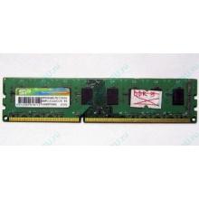 НЕРАБОЧАЯ память 4Gb DDR3 SP (Silicon Power) SP004BLTU133V02 1333MHz pc3-10600 (Дубна)