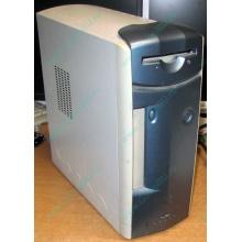 Маленький компактный компьютер Intel Core i3 2100 /4Gb DDR3 /250Gb /ATX 240W microtower (Дубна)