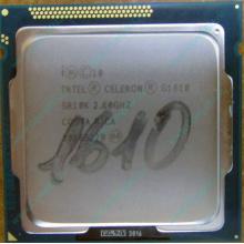 Процессор Intel Celeron G1610 (2x2.6GHz /L3 2048kb) SR10K s.1155 (Дубна)