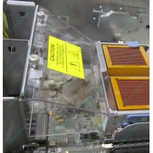 Прозрачная пластиковая крышка HP 337267-001 для подачи воздуха к CPU в ML370 G4 (Дубна)