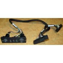 HP 224998-001 в Дубне, кнопка включения питания HP 224998-001 с кабелем для сервера HP ML370 G4 (Дубна)
