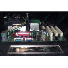 Комплект: плата Intel D845GLAD с процессором Intel Pentium-4 1.8GHz s.478 и памятью 512Mb DDR1 Б/У (Дубна)