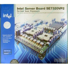 Материнская плата Intel Server Board SE7320VP2 socket 604 (Дубна)